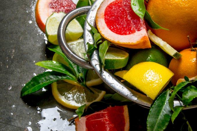 cocktail di arance e pompelmo