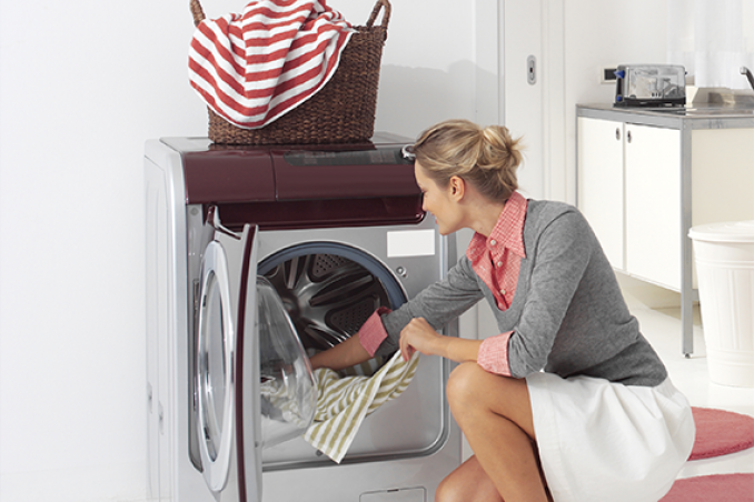 Mini guida alla lavatrice: scopri come pulirla in 5 facili mosse ...