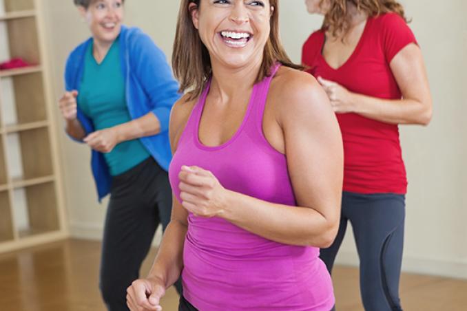 lezioni di zumba fitness