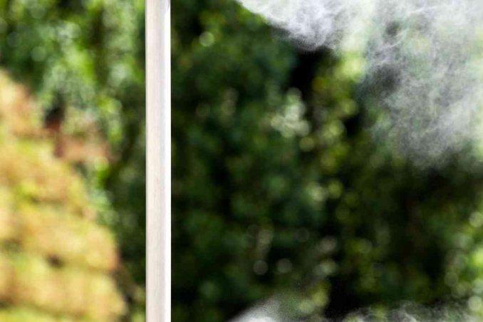 Climatizzatori e nebulizzatori da esterno: quali scegliere? donnad