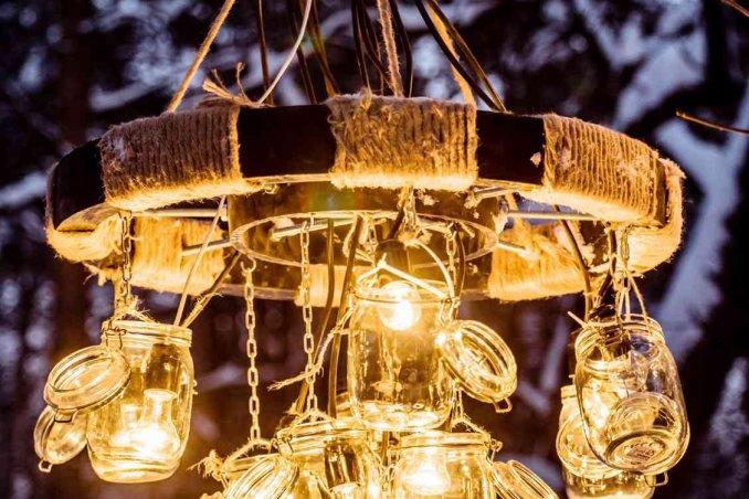 Lampadari Di Carta Per Bambini : Lampadari con materiali di riciclo le idee di stile design mag