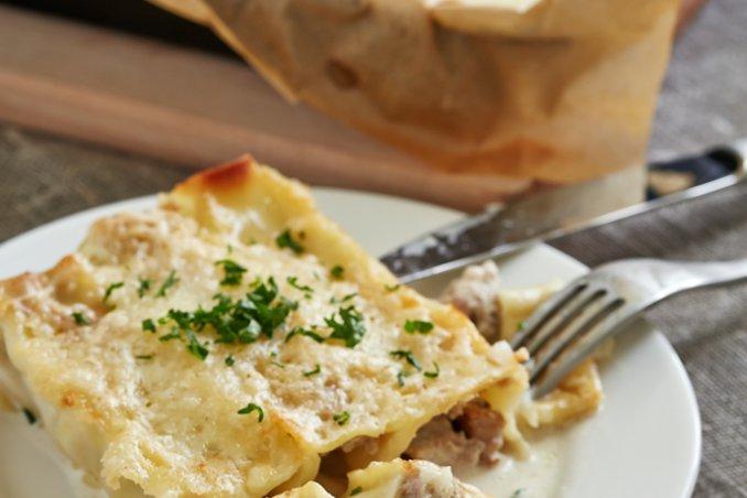 Cannelloni all'abruzzese