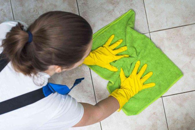 Come pulire il gres porcellanato donnad - Come pulire il pavimento del bagno ...