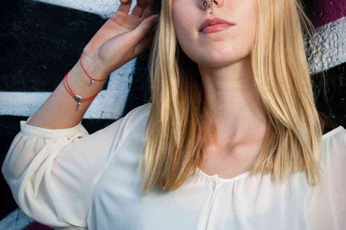 come disinfettare il piercing
