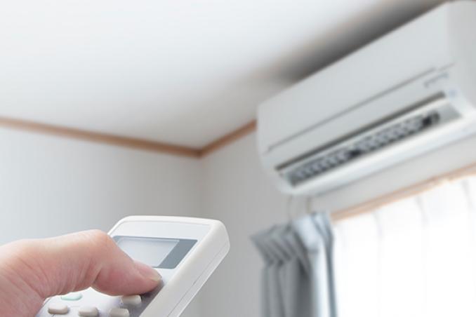 Manutenzione di condizionatori e ventilatori