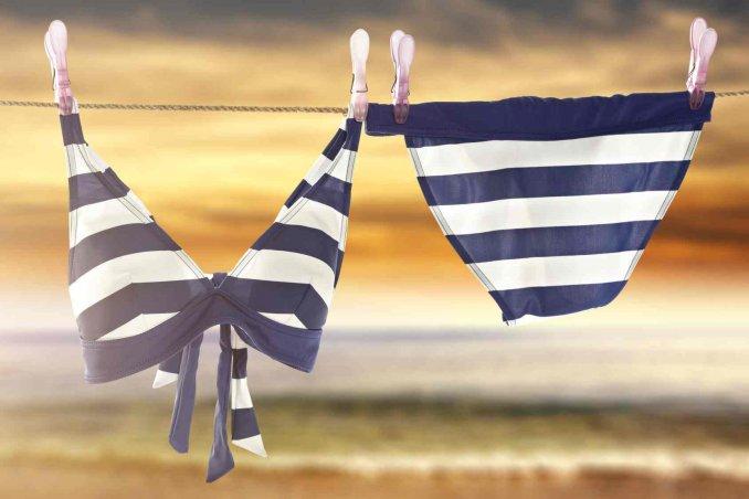 Idee Cucito Per Il Bagno : Come realizzare un costume da bagno fai da te donnad