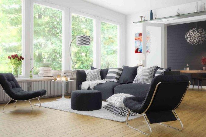 Come arredare un soggiorno donnad