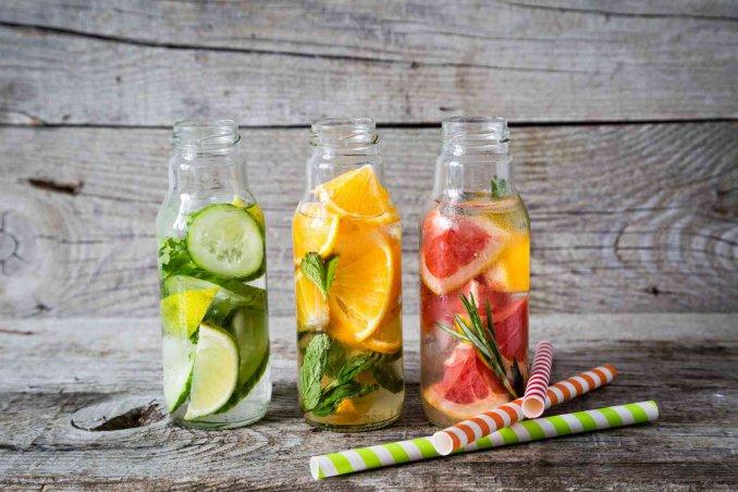 dieta mozzi gruppo b bevanda detox drenante