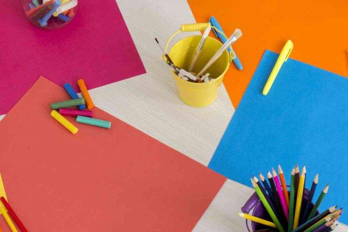 Come riciclare la carta in modo creativo riusa tutti i - I diversi tipi di carta ...