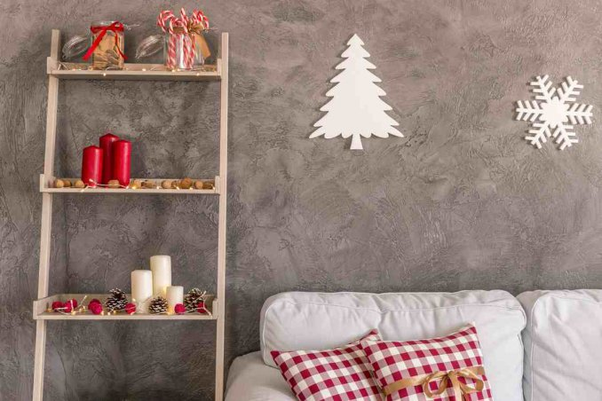 Decorazioni natalizie fai da te donnad - Addobbi di natale per finestre fai da te ...