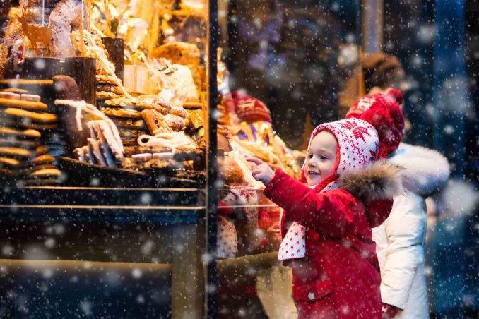 Immagini Natalizie Con Bambini.Cosa Visitare A Natale Con I Bambini Donnad