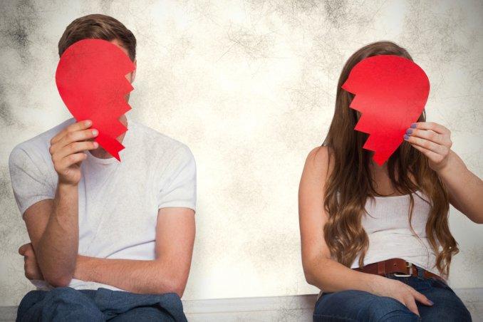 coppia, crisi rapporto