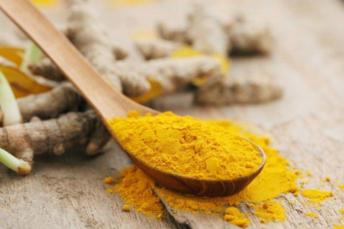 coloranti alimentari, coloranti naturali, spezie gialle