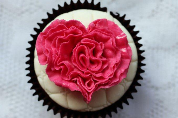 Cake Design San Valentino Dolci Con Il Fondente Rosso Donnad
