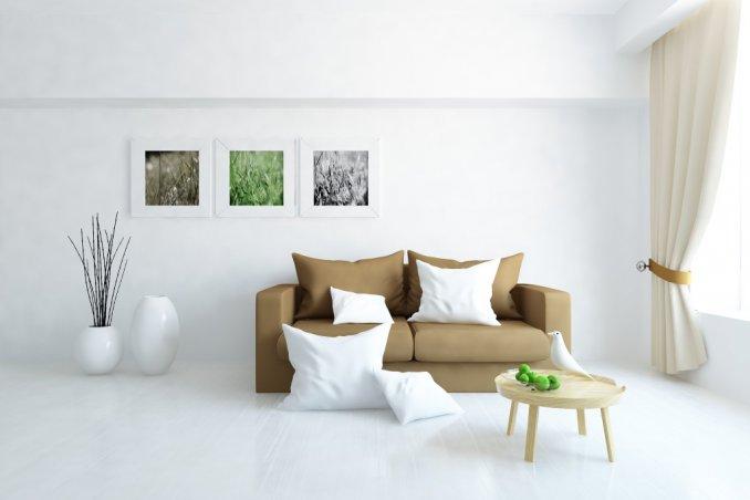 Come arredare le pareti di casa con quadri e stampe donnad for Pareti casa design