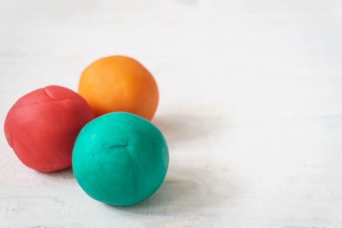 carnevale 2017 lavoretti, pasta modellabile, das
