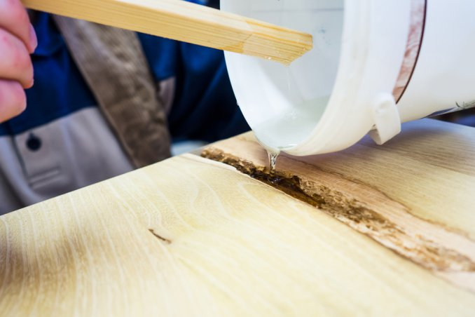 Come Stuccare Il Legno.Mobili Scheggiati Come Riparare Efficacemente Il Legno