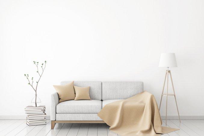 Come pulire il divano di stoffa sfoderabile donnad - Pulire divano tessuto ...