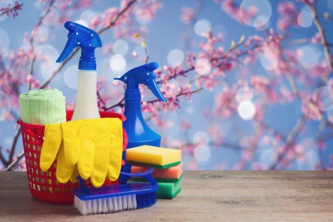 Come affrontare le pulizie di primavera senza stress ed ...