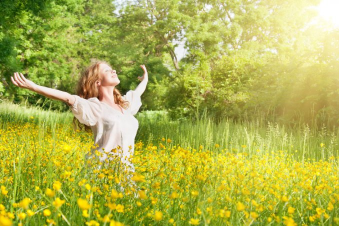 benvenuta primavera, ricominciare da me, ricominciare da te, primavera