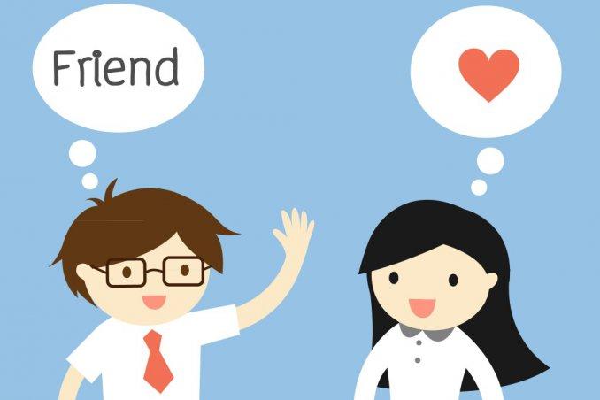 friendzone, amore, amicizia