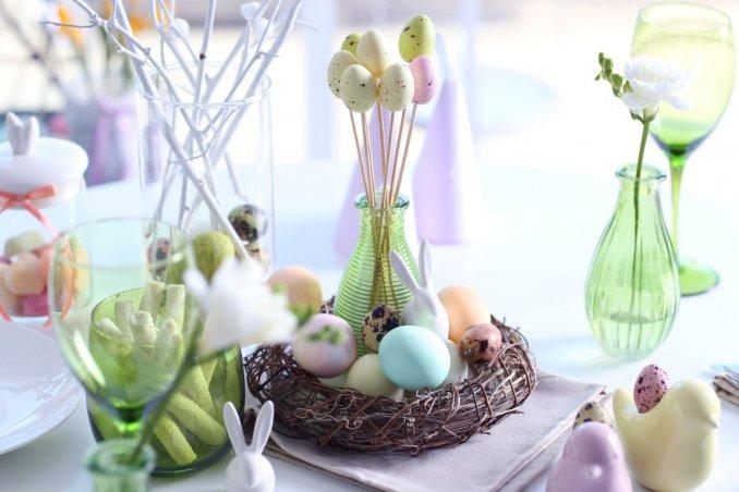 Decorazioni Pasquali Da Tavola : Tavola di pasqua come apparecchiarla e decorarla in modo perfetto