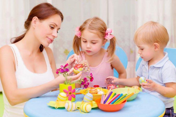 Idee Pasquali In Feltro : Lavoretti di pasqua per i bambini 7 idee semplici e veloci donnad