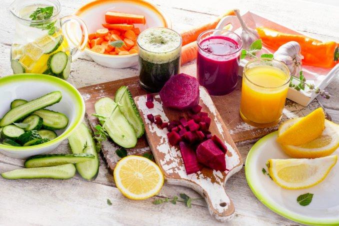 dieta disintossicante liquida per 3 giorni