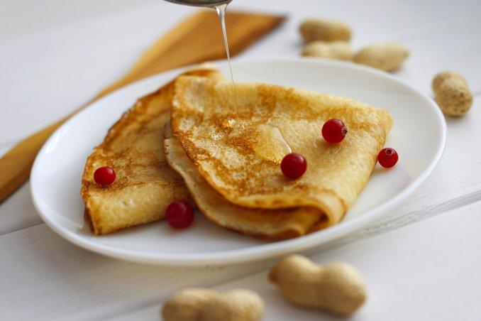 Crepes senza glutine la ricetta dolce e salata donnad