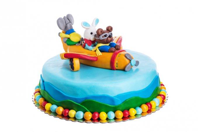torte cake design compleanno bambini, torte compleanno bambini pasta di zucchero