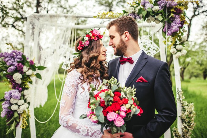 Foto Matrimonio Bohemien : Matrimonio boho chic perfetto dall abito alle bomboniere donnad