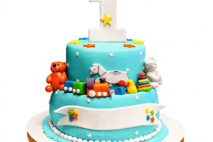 cake design primo compleanno, torta cake design primo compleanno