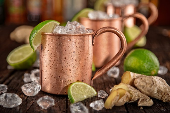 moscow mule, cocktail, estate 2017