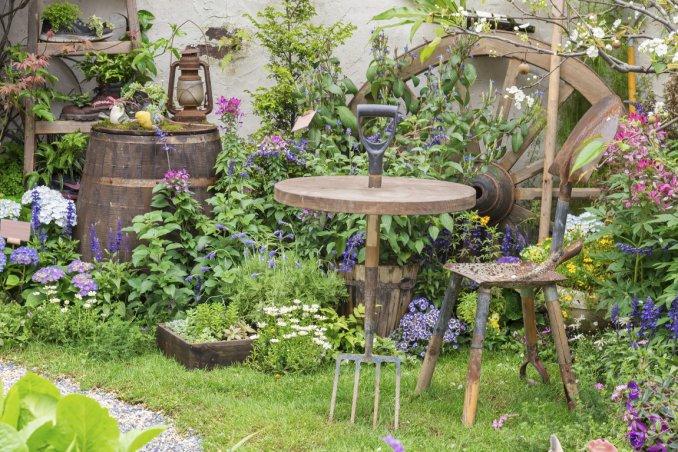 Idee Per Arredare Il Giardino : Come arredare il giardino con idee da copiare donnad