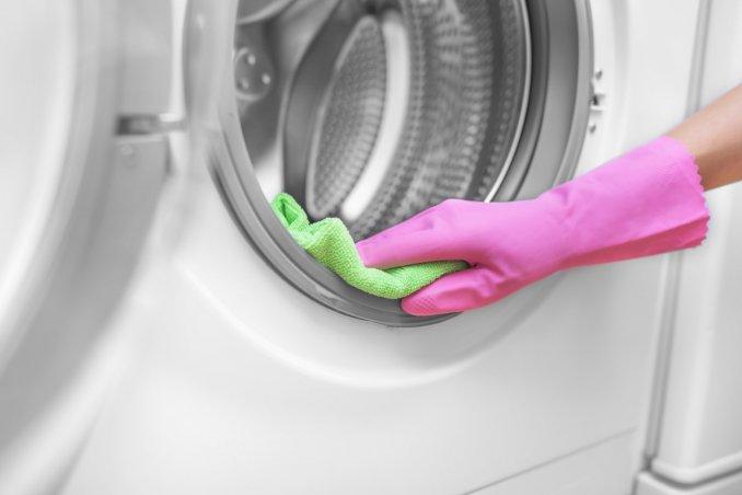 Pulizia Della Lavatrice.Lavatrice Come Eliminare Muffa E Cattivi Odori Donnad