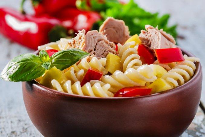 pasta fredda, insalata, ricette estive