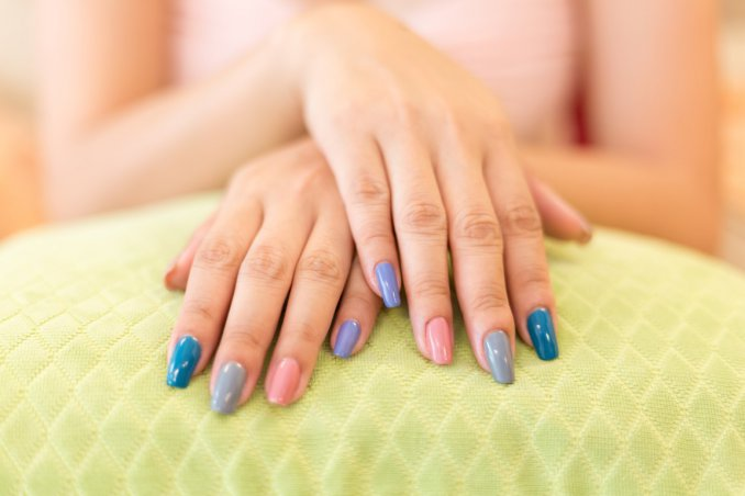 Nail Art Facili E Belle Da Fare Da Sole 7 Idee Da Copiare