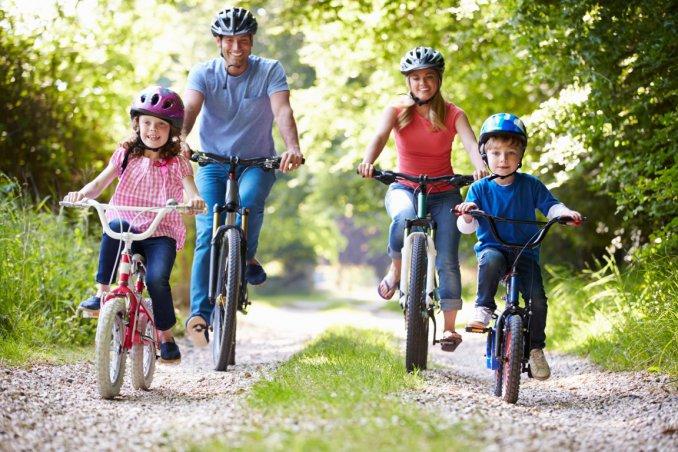 sport, bambini, famiglia