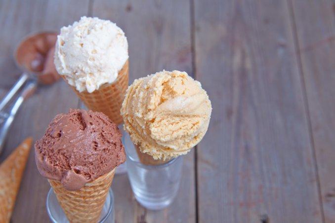 gelato, fai da te, Bimby