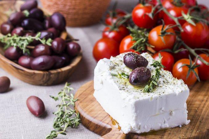 feta greca, ricette facili, formaggio