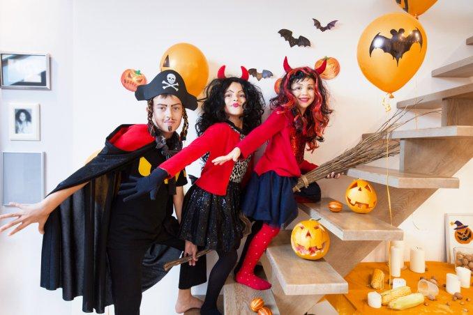 giochi paurosi halloween, tunnel orrori