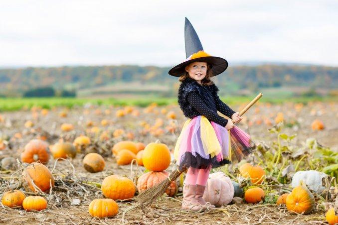 Vestiti Halloween Strega.Vestito Da Strega Fai Da Te Facilissimo Donnad