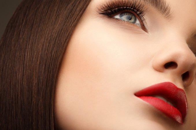 occhi verdi, make-up, trucco occhi