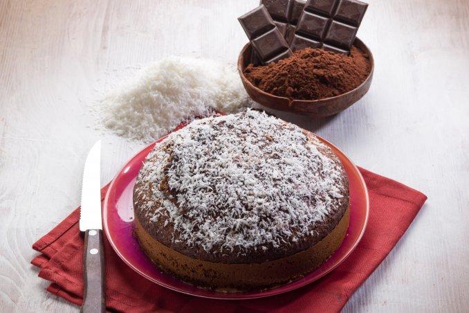 torta cioccolato cocco ricetta, cioccolato ricette