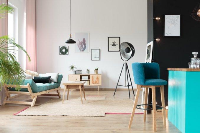 Come arredare una casa moderna con poco donnad