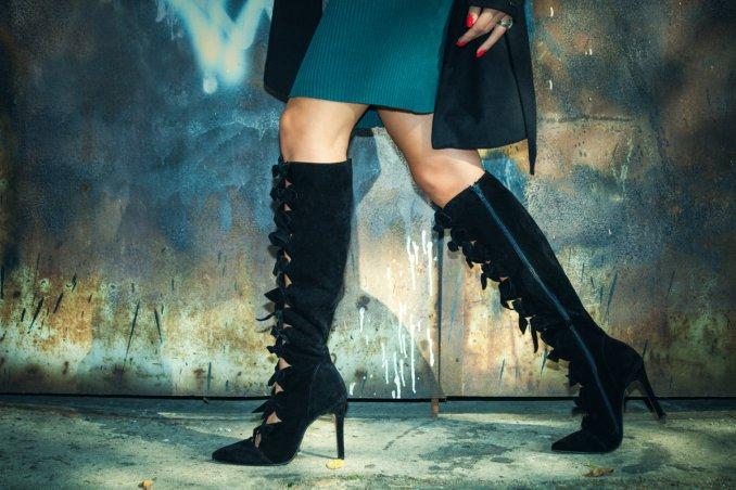 stivali, inverno 2018, tendenze moda