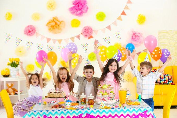 5 giochi speciali per una festa di compleanno