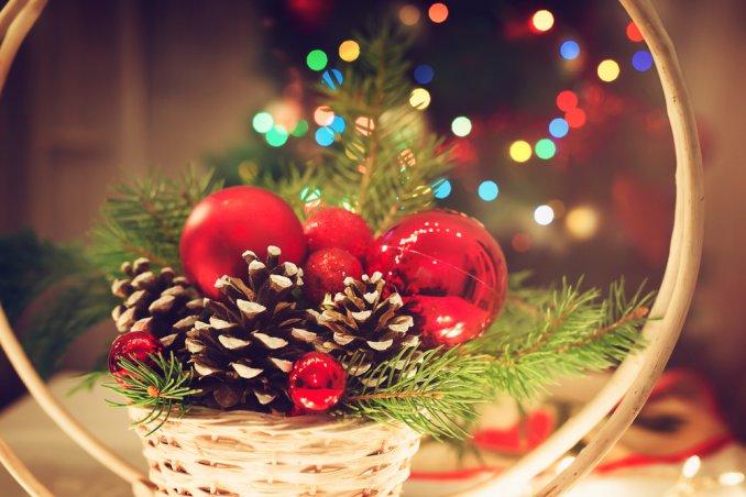 Lavoretti Natale Pigne, Decorazioni Natale Pigne