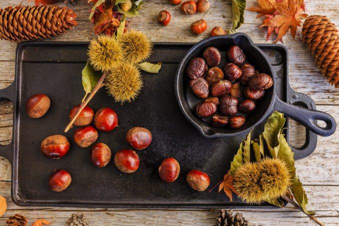 Come Cucinare Le Castagne E Tutti I Metodi Di Cottura Donnad