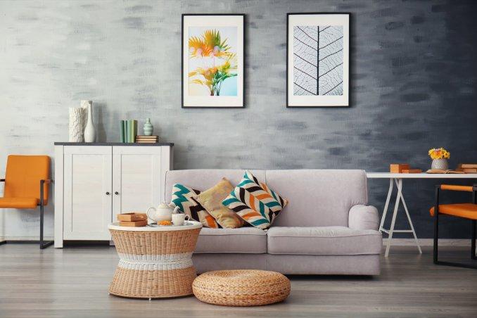 Come rendere più accogliente il soggiorno di casa in modo semplice ...